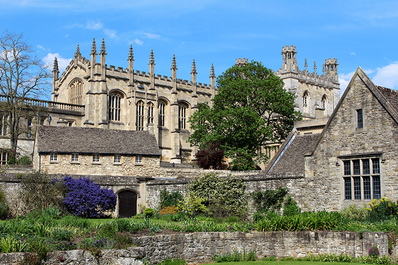Oxford, England, UK, best things to see in oxford uk, Oxford university, Christ Church, Gallery