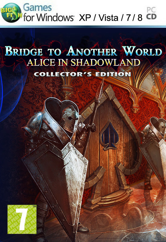 Bridge to Another World 3: Alice in Shadowland Collectors Edition [UP FiNAL] (2016) Download