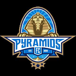 Yang akan saya share kali ini adalah termasuk kedalam home kits Pyramids FC (Egypt) 2018/2019 Kit - Dream League Soccer Kits
