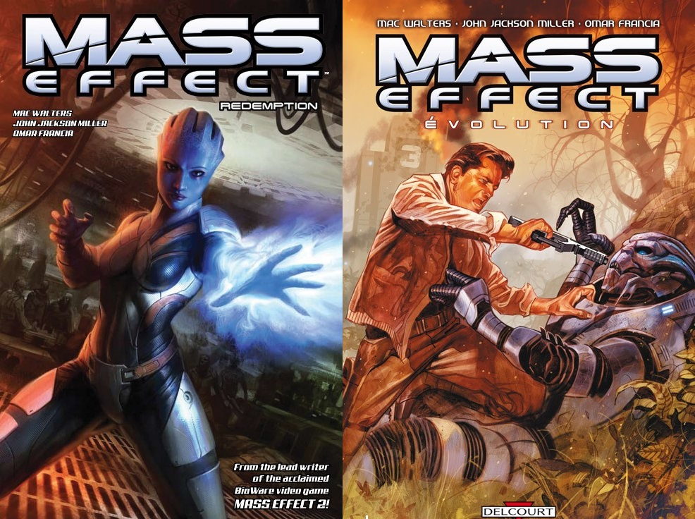 Random Thoughts Random Thoughts On Mass Effect Redemption And