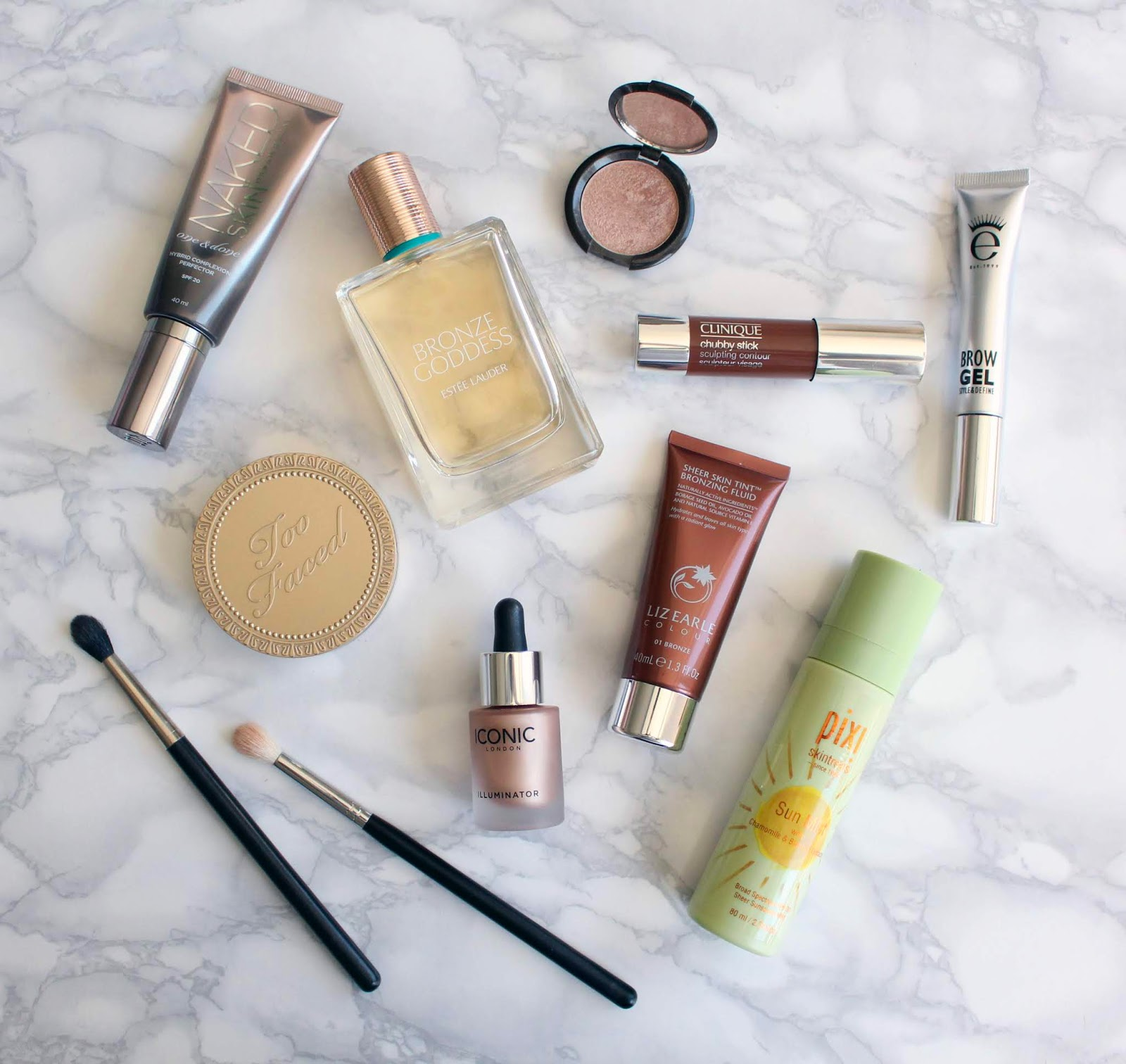 Summer Beauty Heros // Bronze & Glow