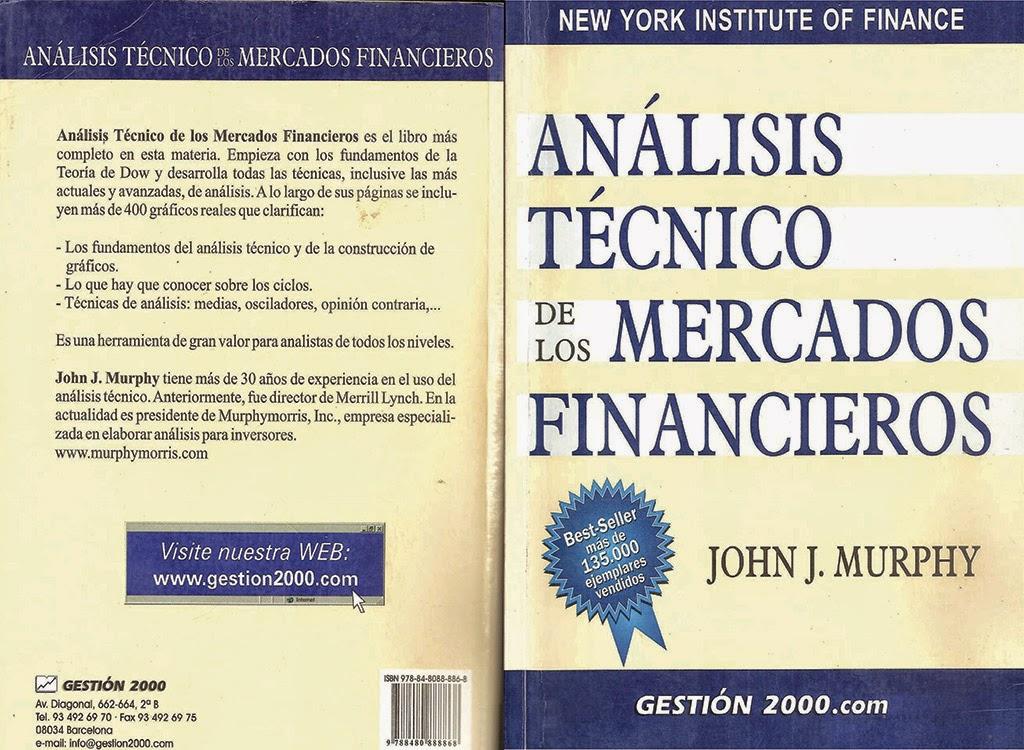 Analisis tecnico forex libro