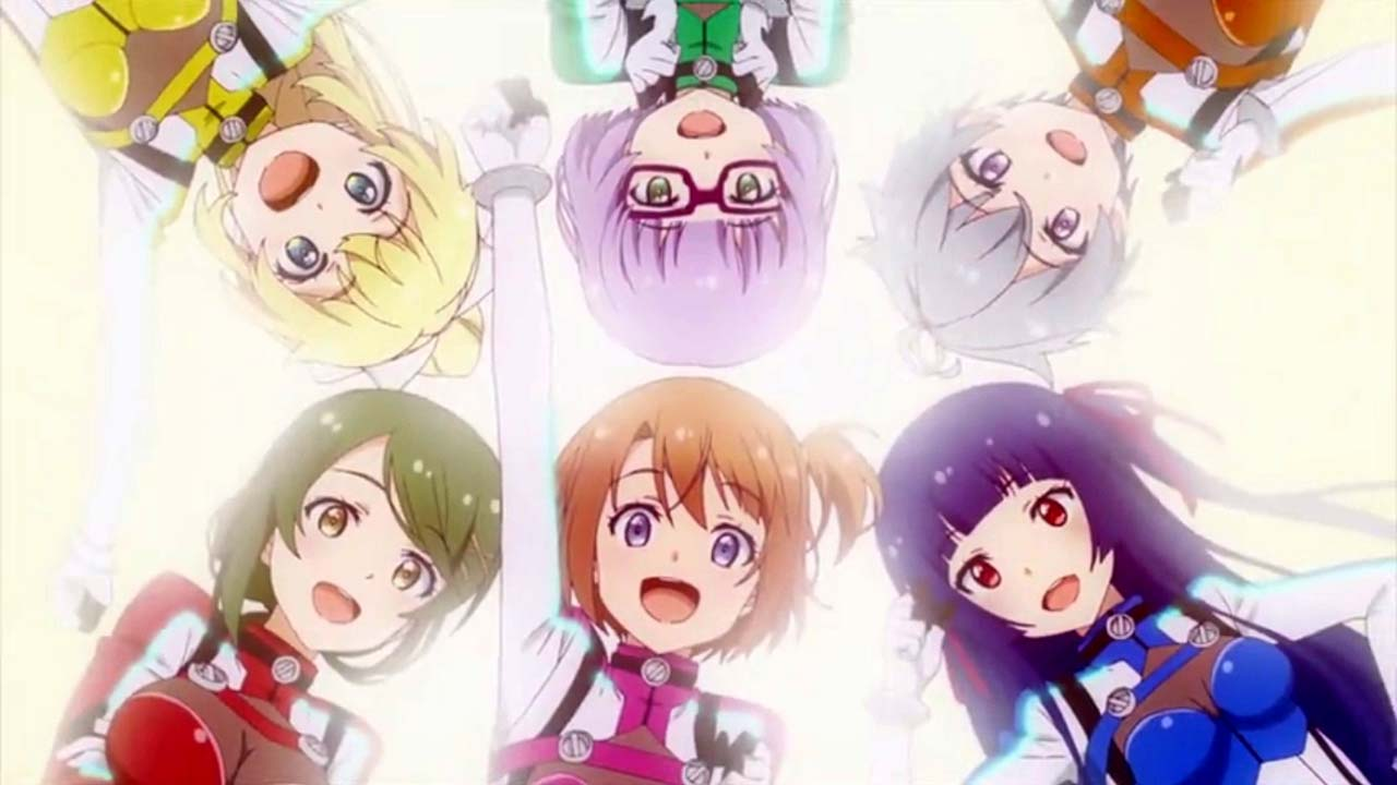 Sora To Umi No Aida Episode 12 (Tamat) Subtitle Indonesia