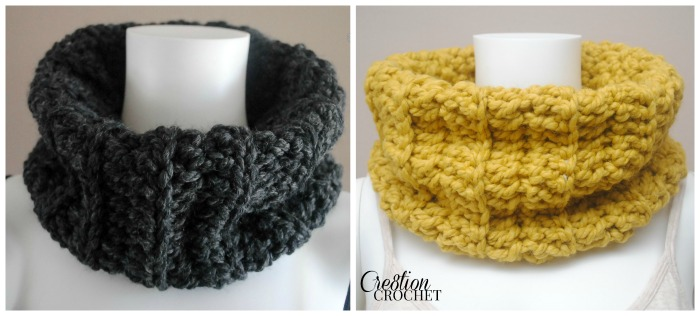 Fiber Flux One Skein Cowls 20 Free Crochet Patterns