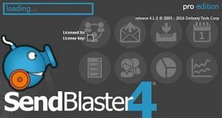 Sendblaster Pro Edition 4.1.10 Multilingual Full Crack