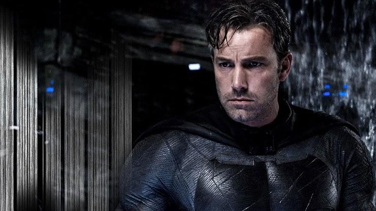 Бэтмен Лига Справедливости Зака Снайдера