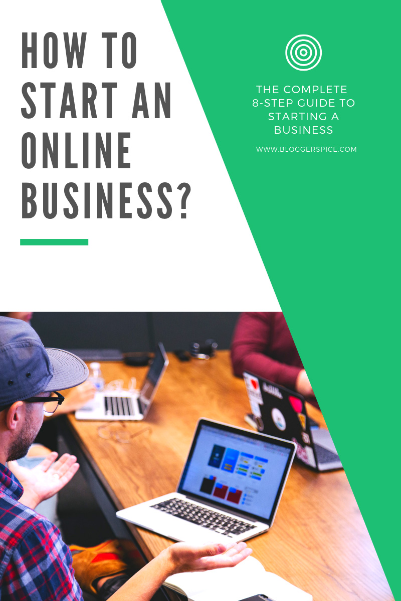 The Complete 8-Step Guide to Starting a Business