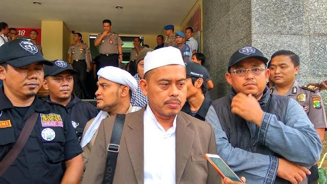 Jangkar Relawan Jokowi: PA 212 & GNPF Ulama, Organisasi Ilegal dan Harus Dibubarkan