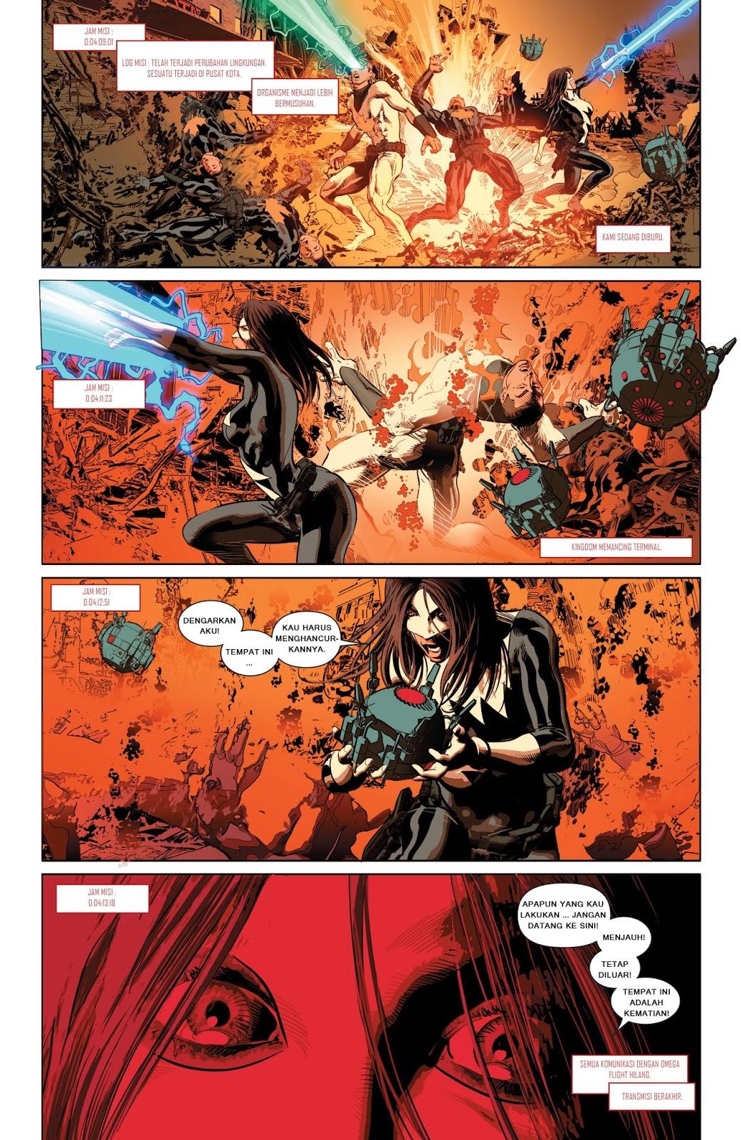 komik amerika bahasa indonesia avengers 10