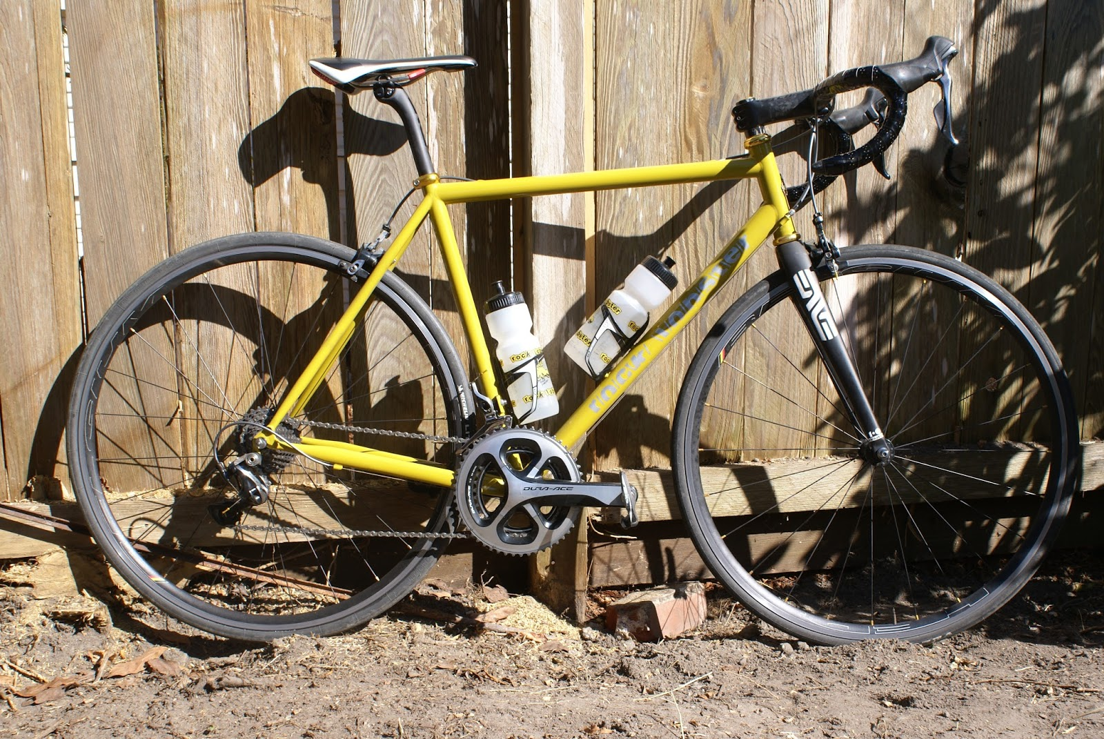 what\'s up in Santa Cruz: New steel road bike for the boss