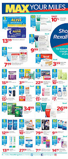 Rexall weekly flyer January 12 - 18, 2018