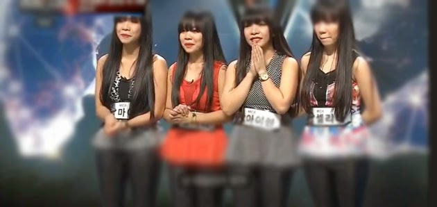 MICA, Pinay group, says Goodbye to their chances of winning TV Talent Show in Korea