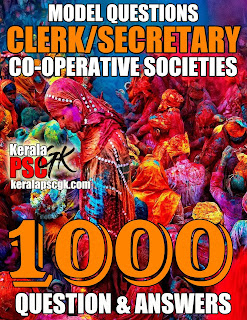 Free Co-operative societies Model Questions