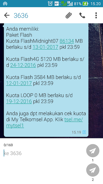 Paket internet 16 GB.Simpati loop 16  GB