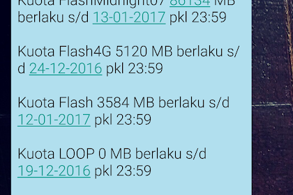 Paket Internet Simpati Loop 16GB Telkomsel