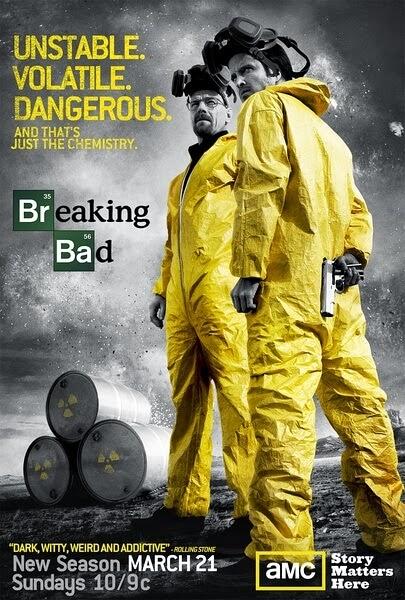 絕命毒師,breaking bad season 3