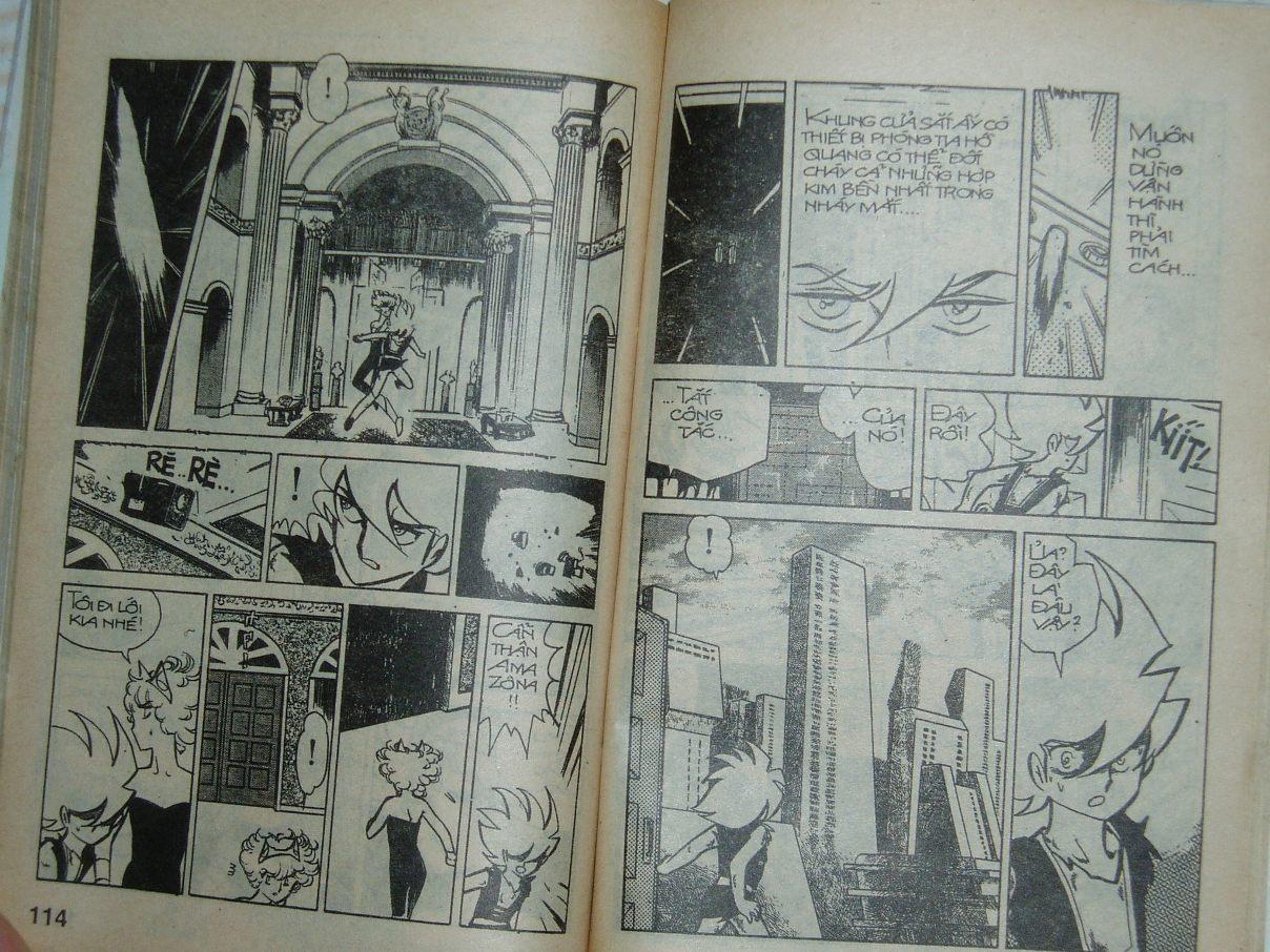 Siêu nhân Locke vol 04 trang 57