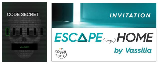 l 39 esprit vient en jouant activit adulte escape home une excellente soir e d 39 escape game. Black Bedroom Furniture Sets. Home Design Ideas