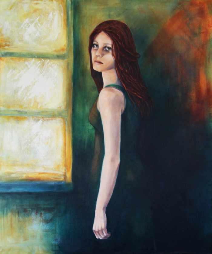 Канадский художник. Sharon Ruttonsha