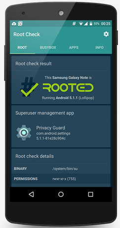 Root Check v4.2.1.0 Patched APK [Latest] is Here !