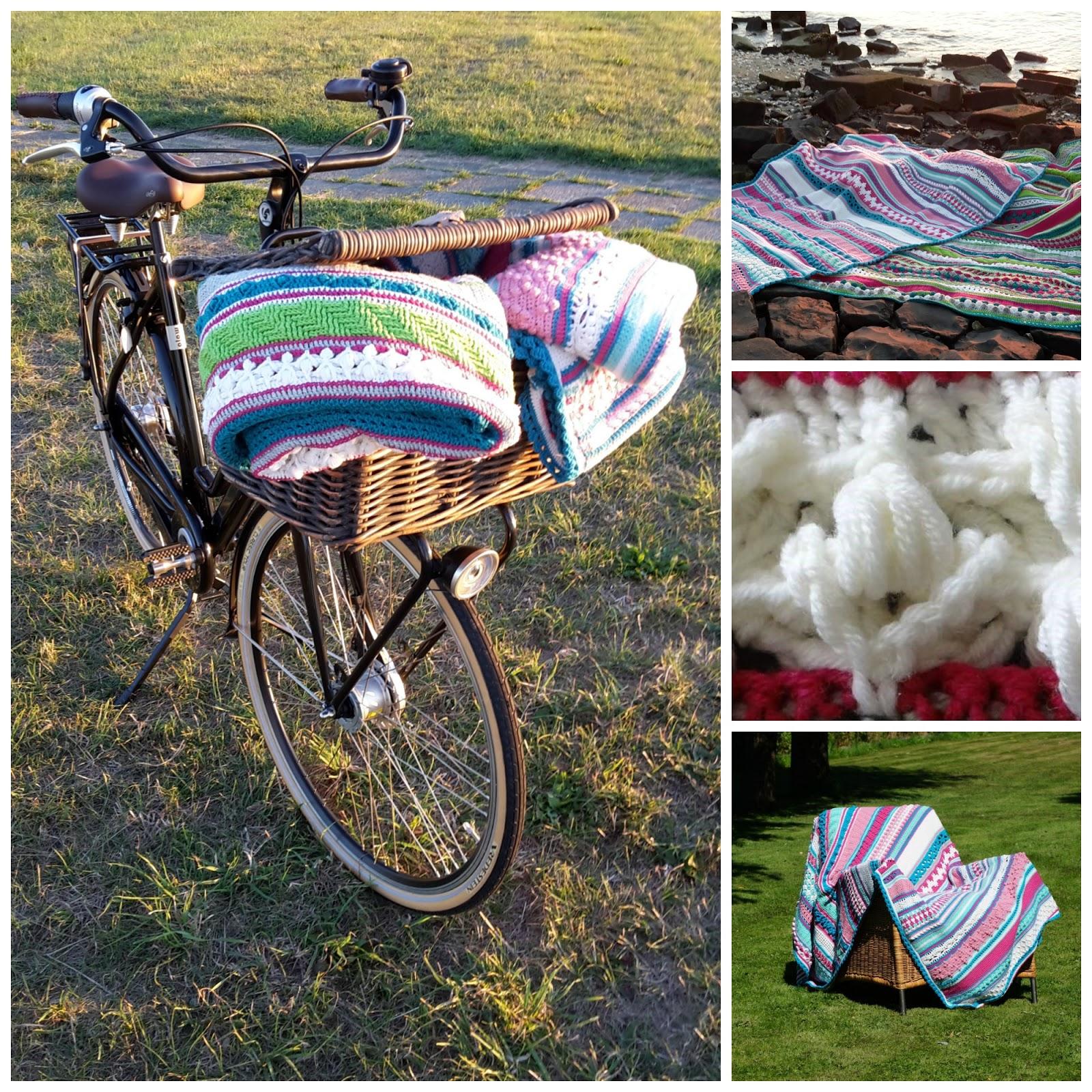 Crochet Along 2017 : Knutsels van Jolanda: Double Trouble Crochet ALong 2017