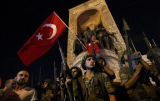 Мятеж  в Турции. Причины и уроки для нас