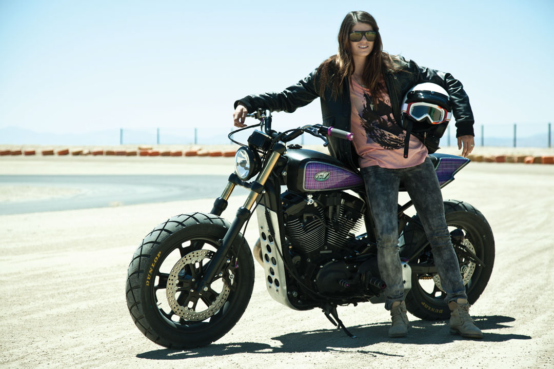 Duecilindri Rsd Sportster Special Spacca
