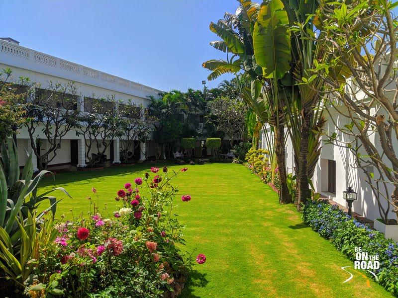 Lovely Jehan Numa Palace property, Bhopal
