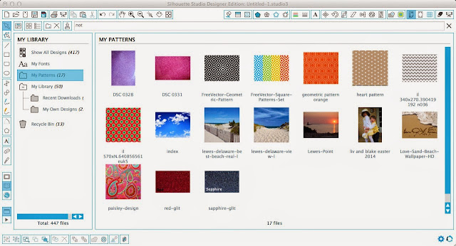Mock-ups, mock ups, Silhouette Studio, designing, creating, layout, my patterns, my library