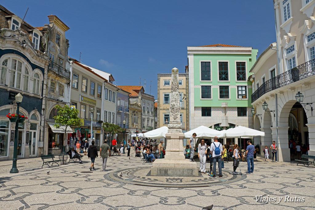 Plaza Humberto Delgado, Aveiro