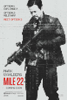 22 mile (2018) Subtitle Indonesia
