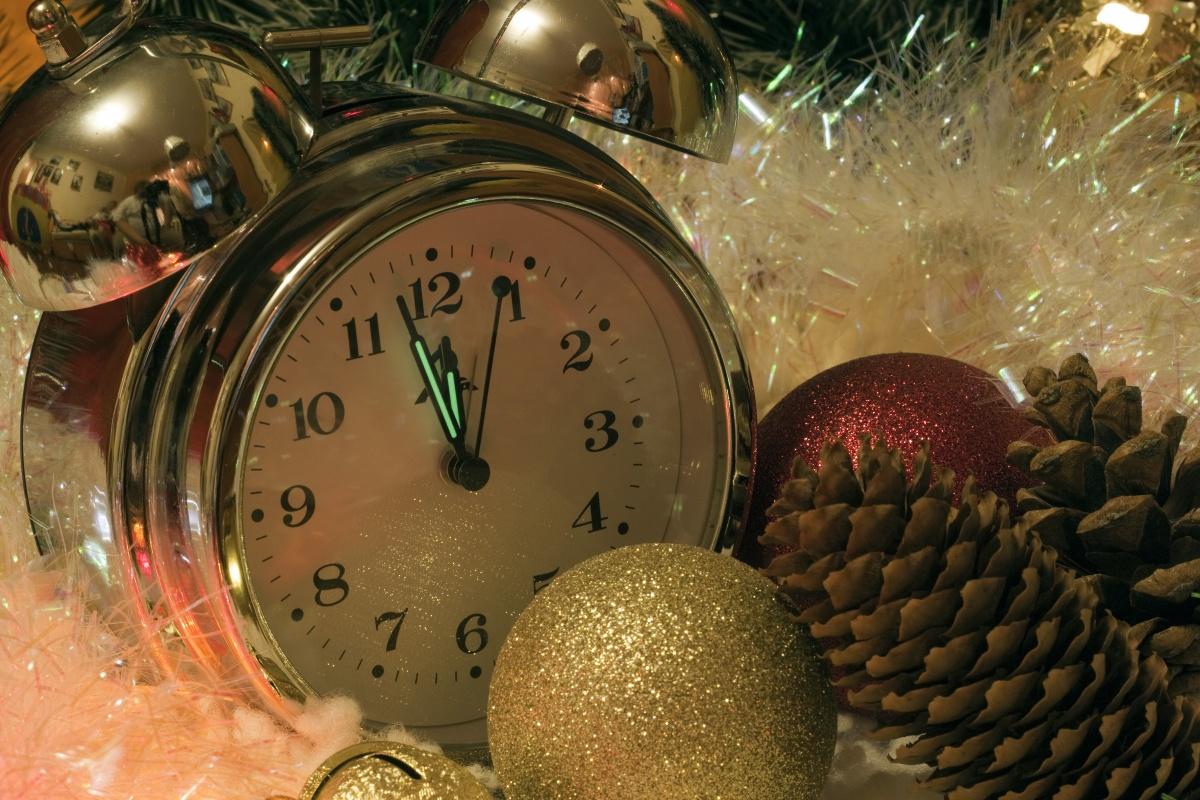 В новогоднюю ночь все мы, затаив дыхание, ждём боя курантов и наступления нового года.
