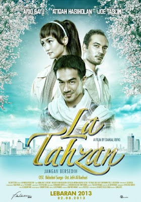 Poster Film La Tahzan