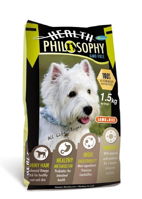 菲爾比health philosophy寵物飼料精華介紹 / 菲爾比health philosophy