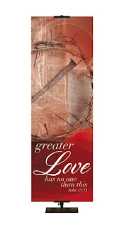Greater Love Has No One