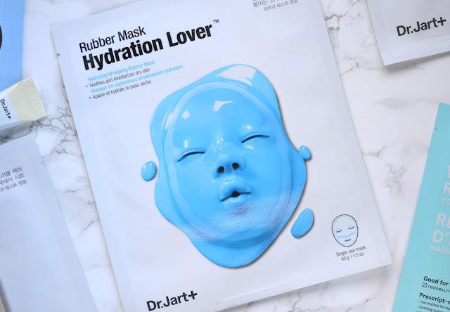 Dr. Jart Hydration Lover Rubber Mask