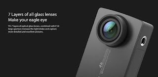 Xiaomi Yi 4K Action Camera 2 Black