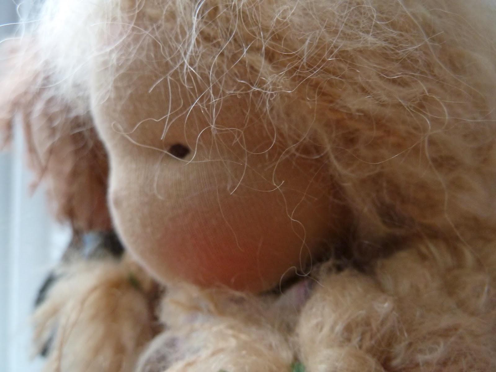 Zauberflink: Puppenperücken
