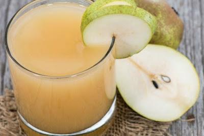 Licuados con pera deliciosos