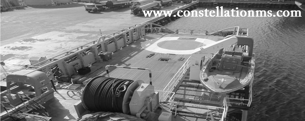 Anchor handling services
