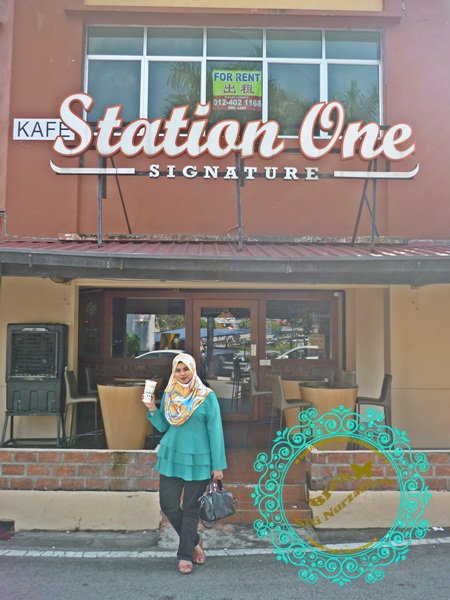 jjcm, tempat makan best, sedap, penang, bukit mertajam, station 1, signature, leisure mall, promotion, christmas, hari natal, whole leg chicken, herbal soup, live band
