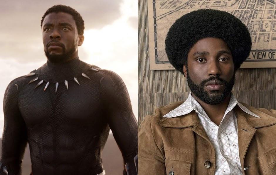 Reflexões de um Cinéfilo: Pantera Negra, Infiltrado na Klan e um papo-reto sobre racismo no Oscar