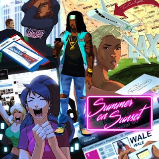 Wale - Summer On Sunset (2016) -  Album Download, Itunes Cover, Official Cover, Album CD Cover Art, Tracklist