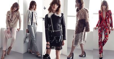 collezione moda donna autunno inverno 2016/17 patrizia pepe