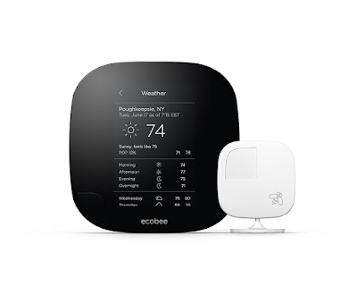ecobee 3 is compatible with Apple HomeKit