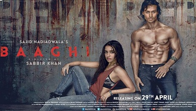 Baaghi: A Rebel for Love Full Movie
