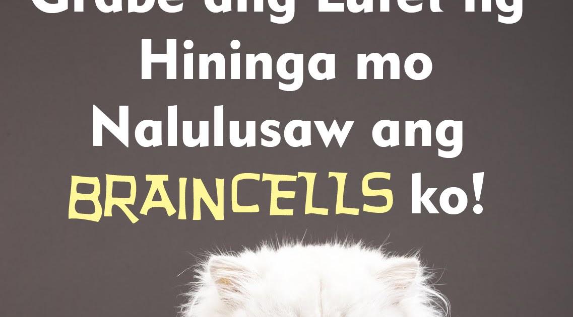 Pamatay Na Banat Sa Mga Mabaho Boy Perfume Quotes Tagalog