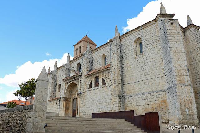 Iglesia del Salvador de Simancas