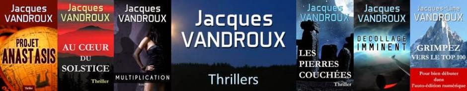Jacques Vandroux English