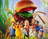 Lluvia de hamburguesas Burger Fest